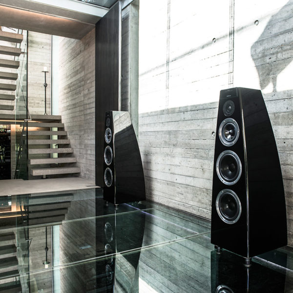 Multi Room Audio System