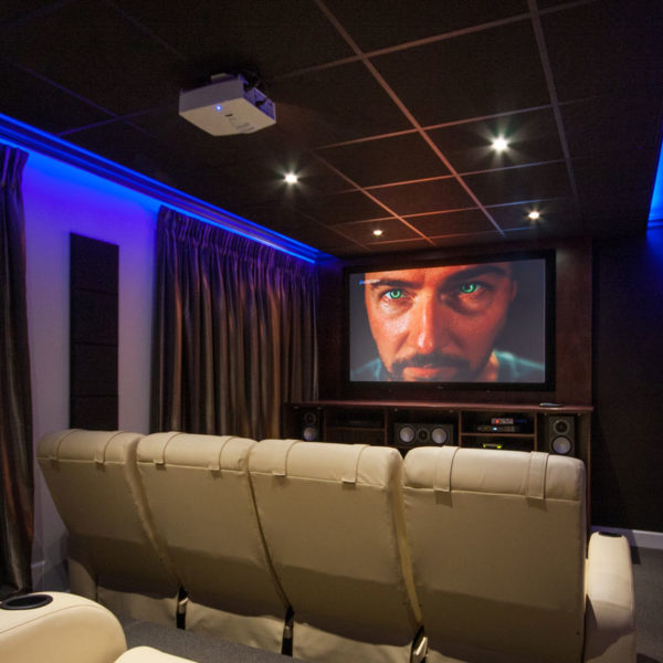 Home Cinema, Home Theatre